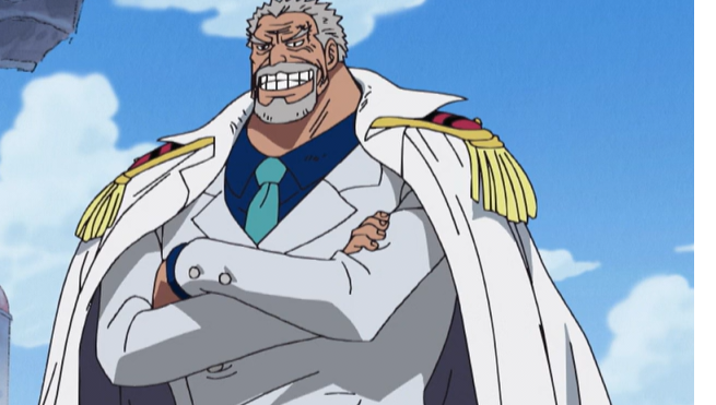 Monkey D Garp Power – Just how strong is he?