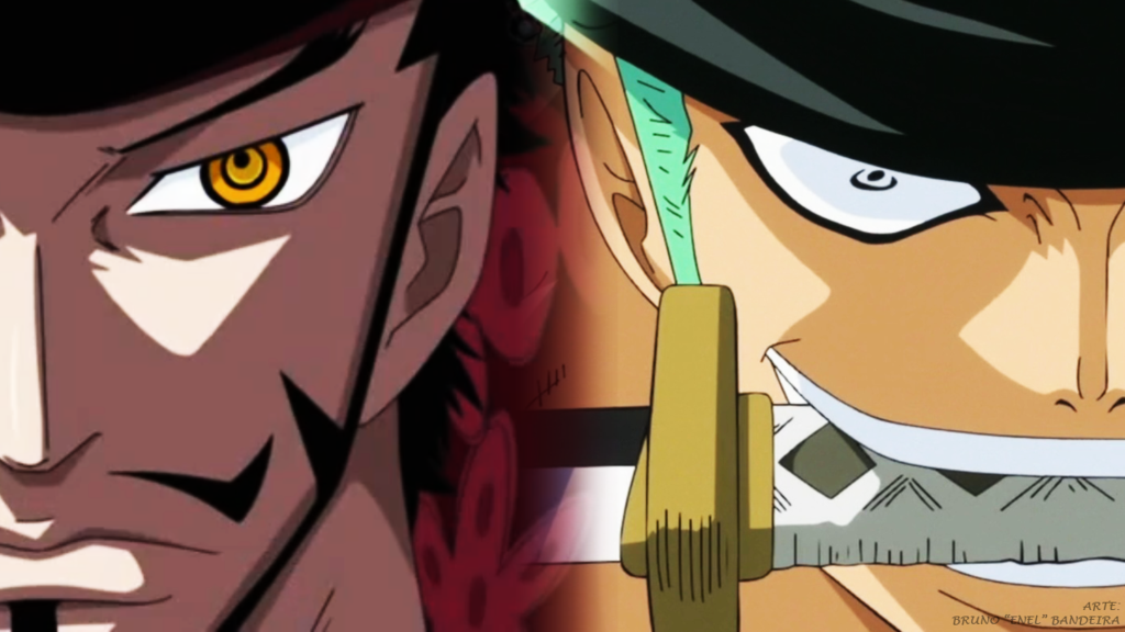 One Piece Zoro vs Mihawk – When will they rematch?