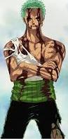 One Piece Zoro Eye