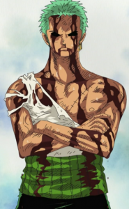 One Piece Zoro Eye