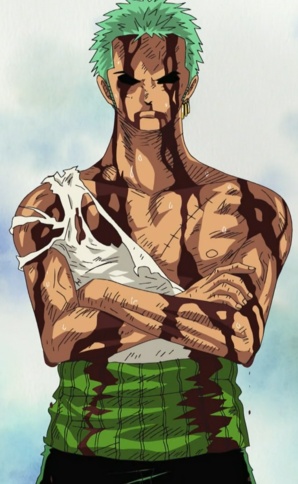 Zoro Thriller Bark