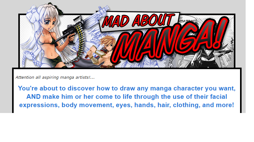 Learn how to draw manga – a mad about manga review