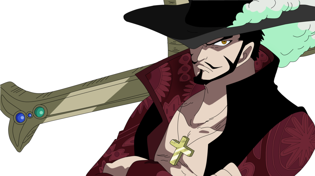 Mihawk Shanks Crew - One Piece Theories