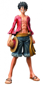 banpresto luffy