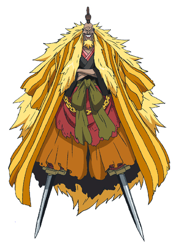 golden lion shiki