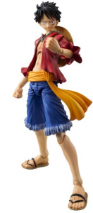 megahouse luffy