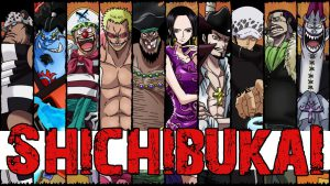 one piece shichibukai