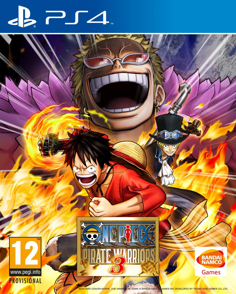 one piece pirate warriors 3 ps4 review