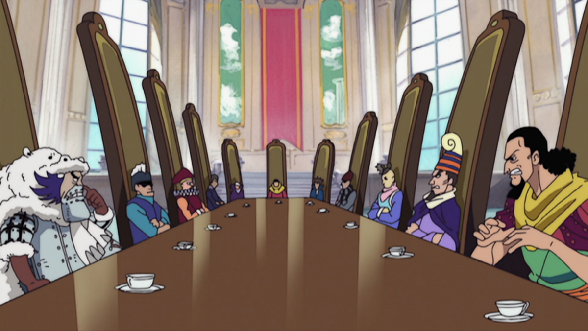 One Piece Reverie Theory – Will the Revolutionaries attack?
