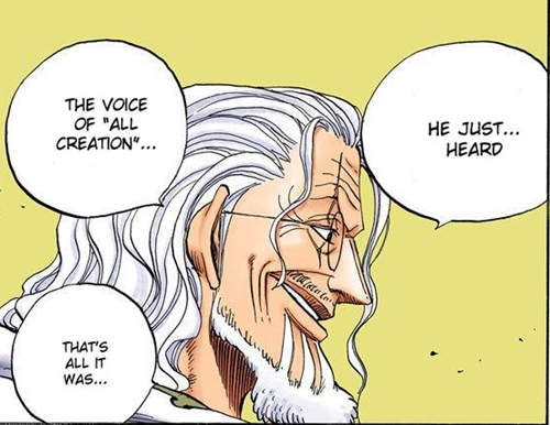 The Voice of All Things One Piece