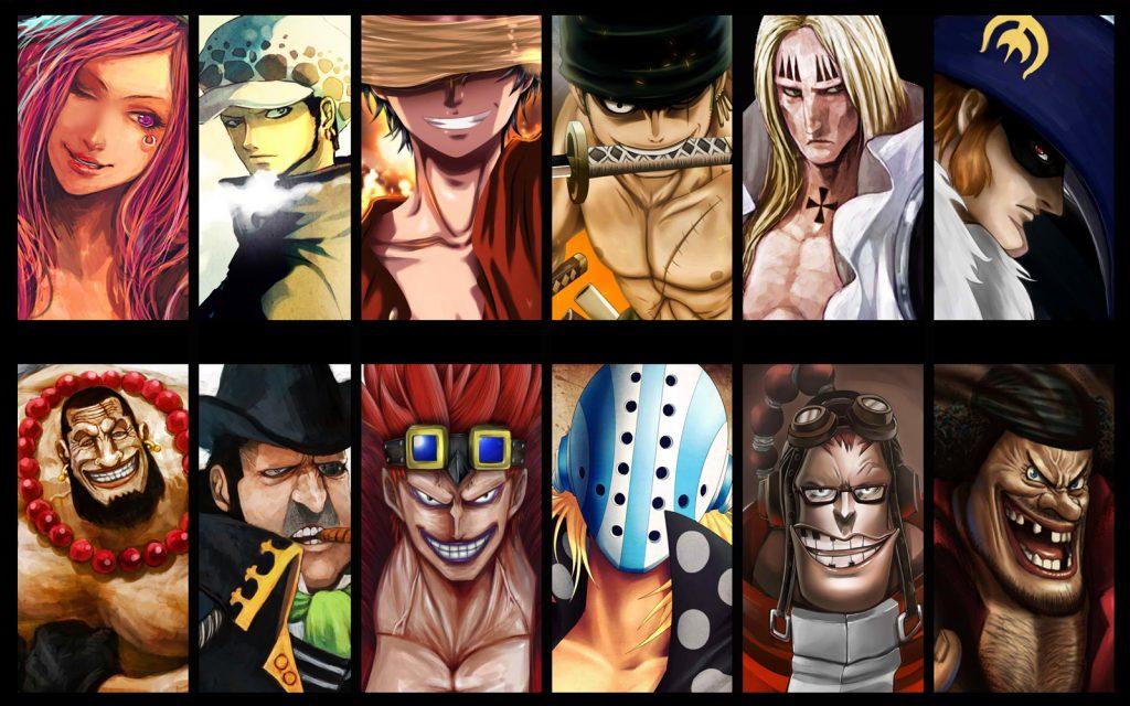 One Piece Worst Generation - The Eleven Supernovas