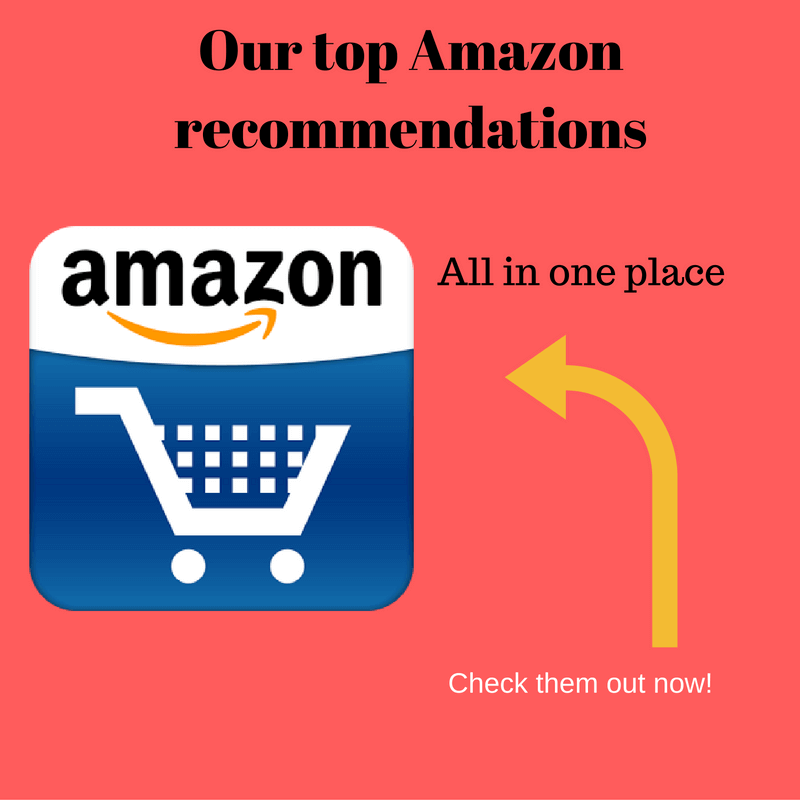 our top amazon recommendations