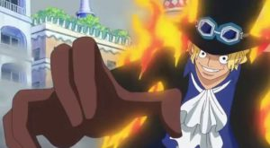sabo dragon claw