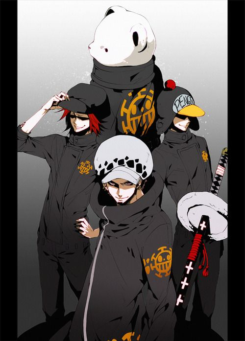 Trafalgar Law Crew – Where are they?