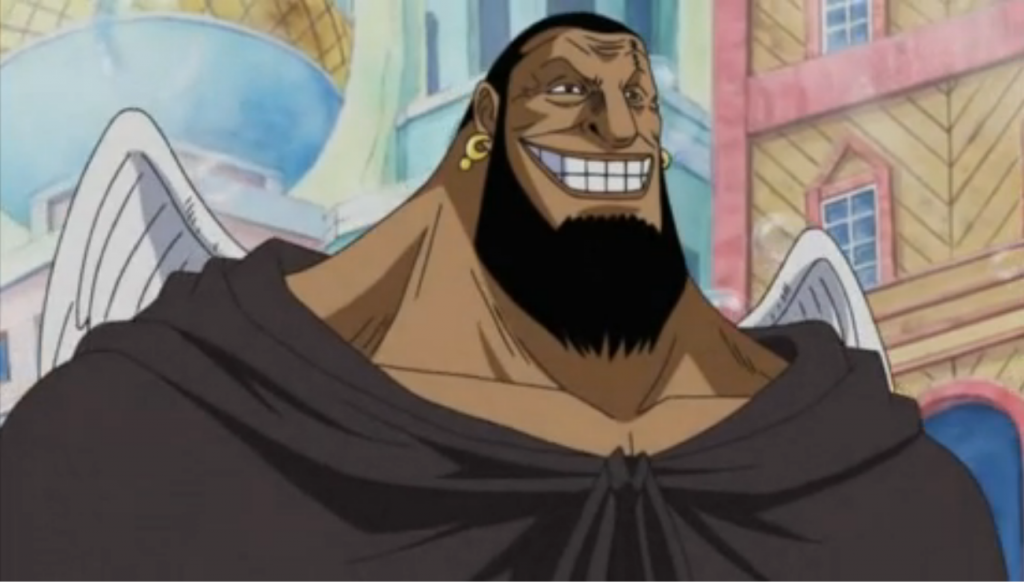 mad monk urouge one piece