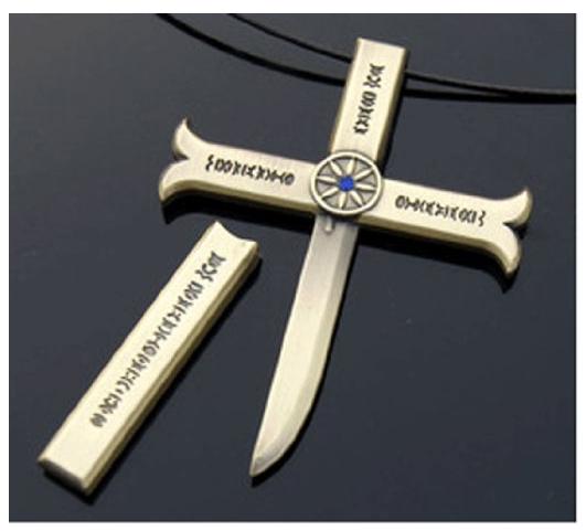 mihawk sword miniature