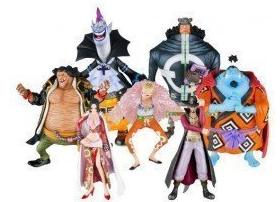 shichibukai figures