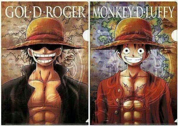Gol D Roger is Luffy – And other Pirate King theories