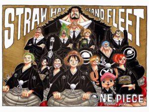 strawhats grand fleet