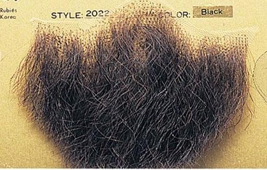 trafalgar law fake beard