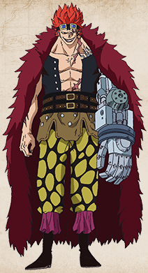 Captain Eustass Kid One Piece – What happened to him during the timeskip?