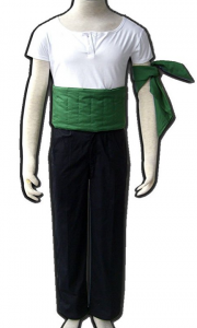 how to cosplay roronoa zoro
