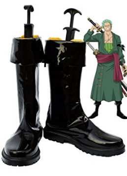 one piece zoro boots