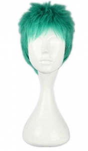 one piece zoro wig
