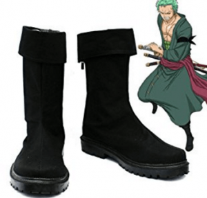 zoro pre timeskip boots