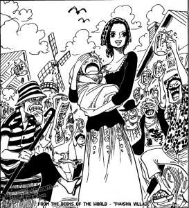 makino one piece