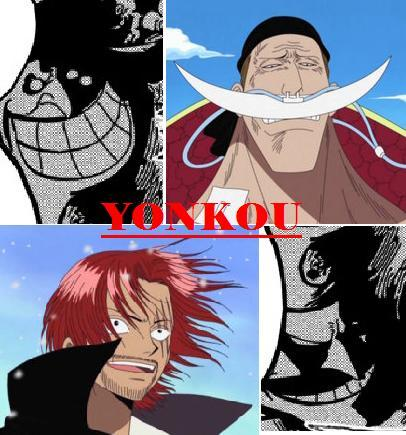 The New Yonkou – More than four?