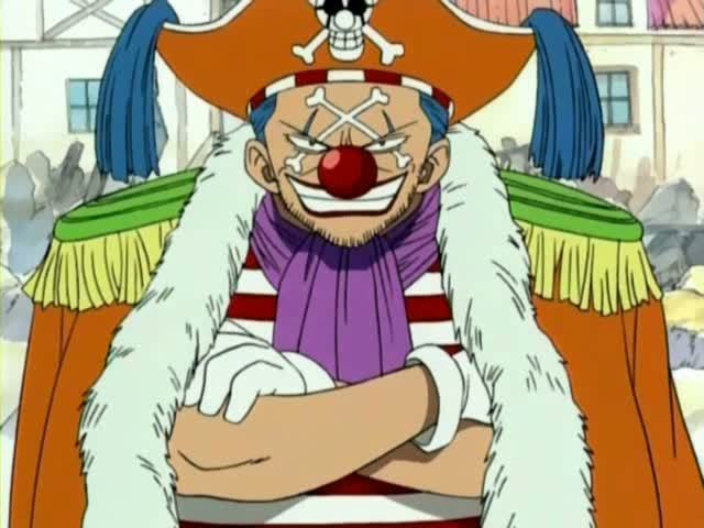 Captain Buggy One Piece
