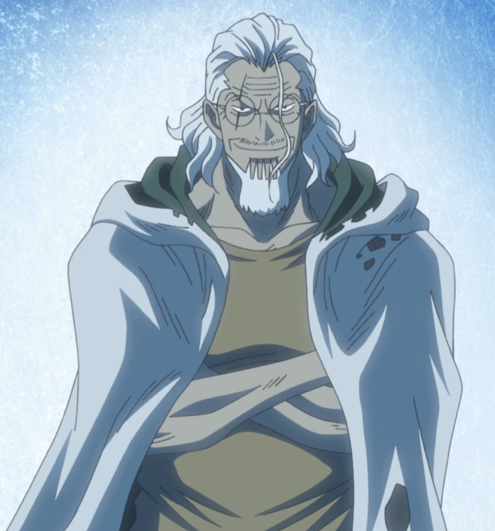Dark King Silvers Rayleigh One Piece