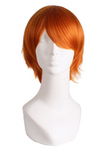 nami before time skip wig