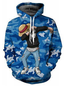 One Piece Anime Hoodie
