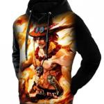 Portgas D Ace Sweatshirt