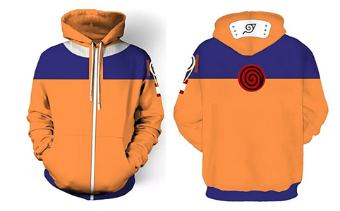 Cheap Naruto Hoodies