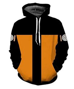 classic naruto hoodie
