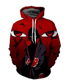 naruto itachi hoodie
