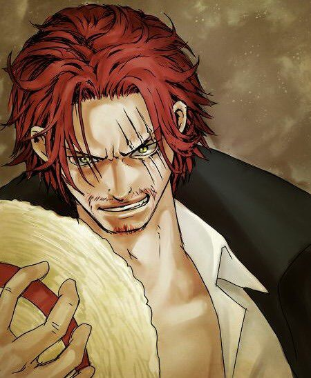 Shanks's role in One Piece