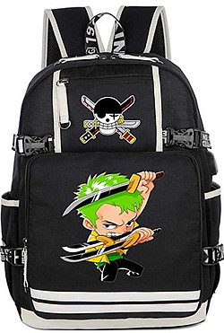 one piece anime backpacks