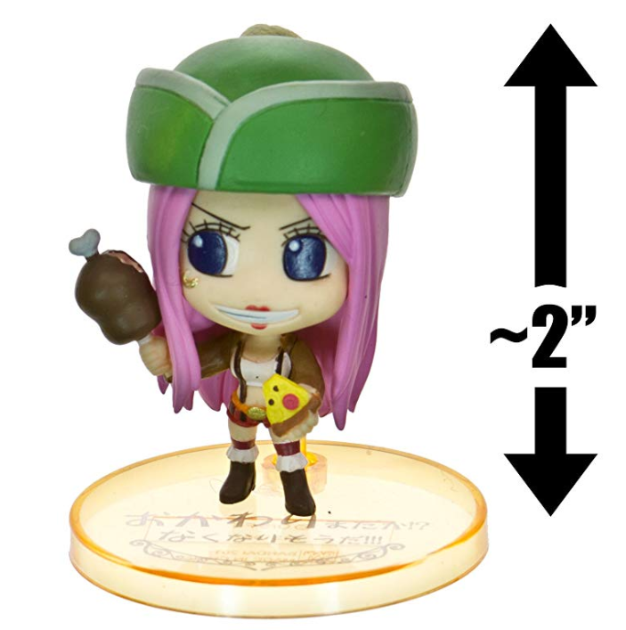 jewelry bonney super mini figure