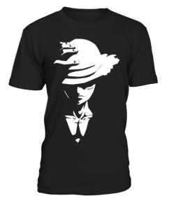 luffy t-shirt one piece